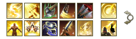 Both ability bars